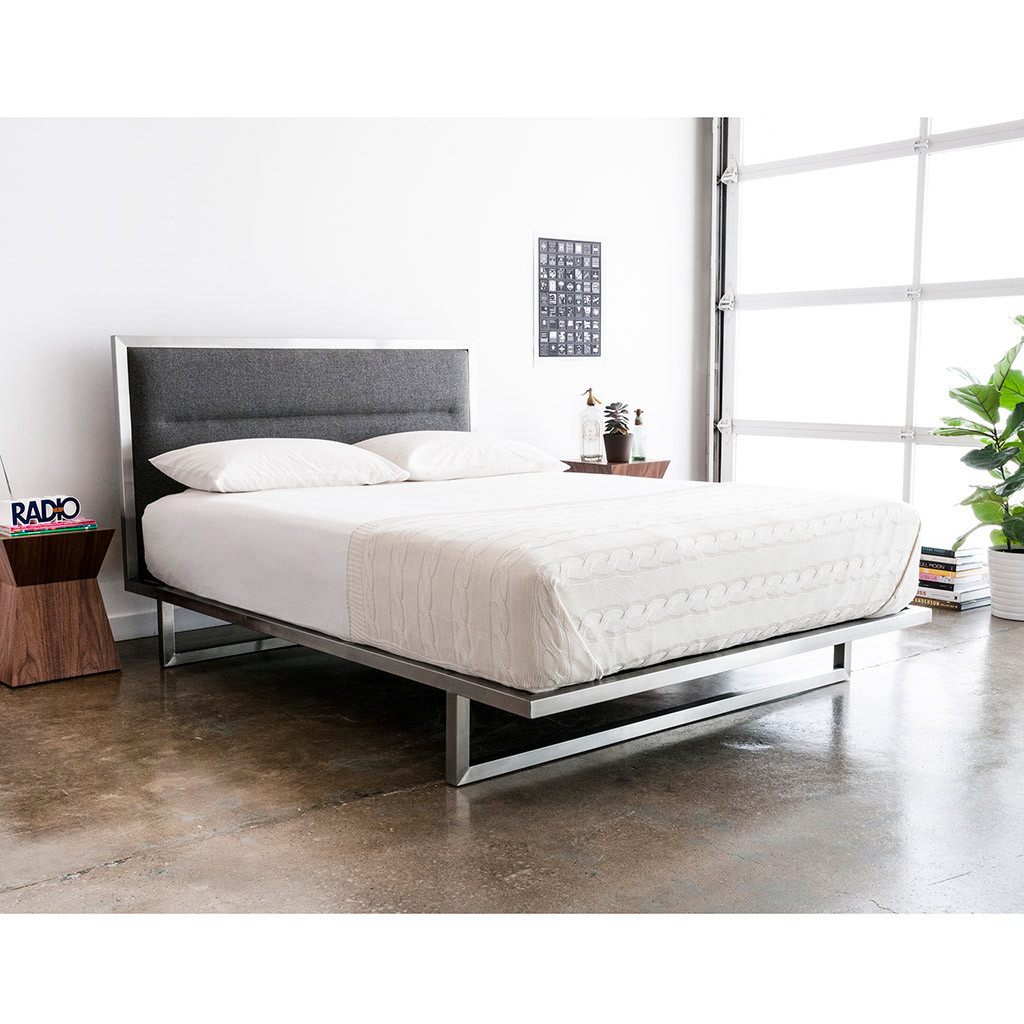 new sleek and simple gus modern beds - Modern Beds